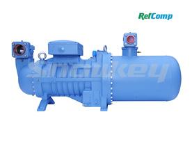 SRC-S紧凑型螺杆压缩机
