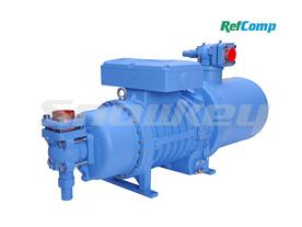 134-S满液/降膜式专用螺杆压缩机